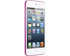 Apple iPod Touch 64GB 5th Gen - Pink.  Bid or Buy Now from QuiBids for $404.99 and receive 4 FREE bids!