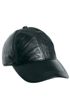 Stylish hats to step up your accessories game this spring. Leather Baseball  Cap 58485e1d3376