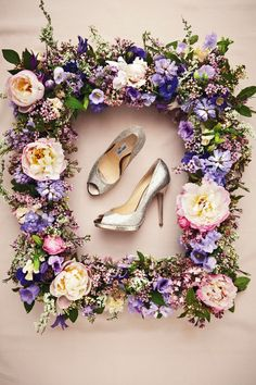 Looking for the perfect shoes for your special day that go with your perfect venue? #WeddingWednesday