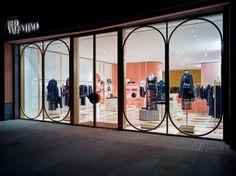 India Mahdavi assina nova loja da Red Valentino (Foto: Divulgação)