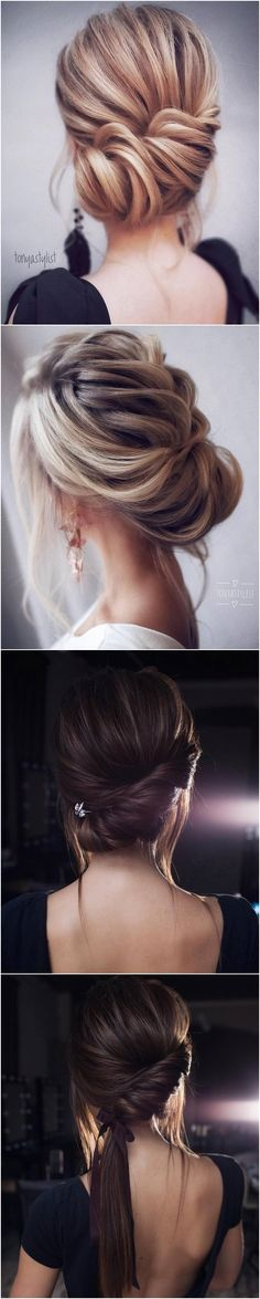 Tonyastylist long wedding hairstyles and updos #weddings #hairstyles #weddinghair #fashion #weddingupdos #updos #deerpearlflowers ❤️ http://www.deerpearlflowers.com/tonyastylist-long-wedding-hairstyles-and-updos/