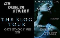 The On Dublin Street Blog Tour - October 2012