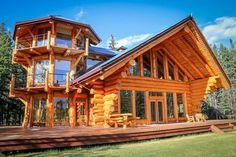 Hazánkban még nem annyira szokványosak a rönkházak, vagy gerendaházak. Erdő közeli településeken találkoztam már egy-két fából készült családi házzal, melyek szokatlanságukkal és természetes szépségükkel sokszor…