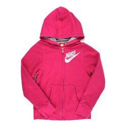 Nike for girls, Nike at Changeroo, pink hoodie, hoodie for girls
