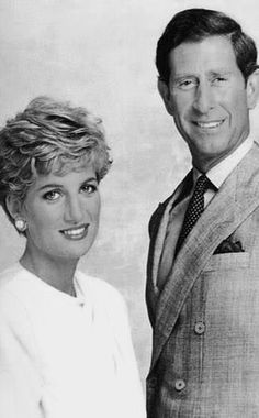 Charles & Diana, 1991
