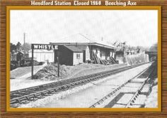 Hendford Station.
