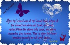 Cancer Quotes Loss Death Mourning