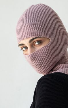 Balaclava, Knitting Accessories, Knitted Hats, Winter Hats, Craft Ideas, Style, Gifts, Clothes, Fashion