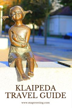 Travel Guide - City of Klaipeda, Lithuania Places In Europe, Europe Destinations, Europe Travel Guide, Travel Guides, Lithuania Travel, Van Life, Travel Around, Travel Inspiration, City