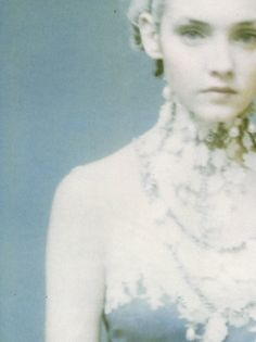 ☽ Dream Within a Dream ☾ Misty Blurred Art & Fashion Photography - paolo roversi for vogue italia