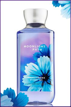 A rich, bubbly lather is the perfect way to end every day with moonlight! #MoonlightPath