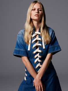 Anna Ewers por Daniel Jackson para Vogue UK Fevereiro 2015 Published by Maan Ali