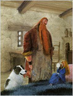 The Barefoot Princess  by Igor Oleynikov Игорь Олейников