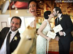 Canfield Casino Wedding Photos | Clark+Walker Studio | Albany wedding photographers