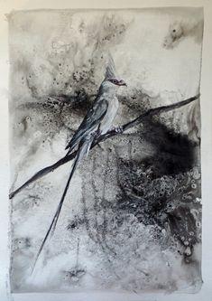 To Sing Sweeter (V) Figurative Art, Paper Art, My Arts, Joy, Painting, Birds, Animals, Papercraft, Animales