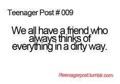 Teenager Post #009