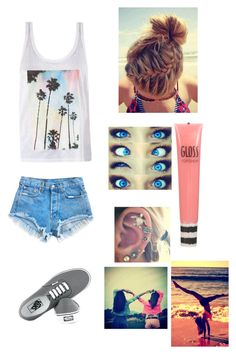 """""""I wish it was summer"""" by i-love-niall-horan-4457 ❤ liked on Polyvore featuring interior, interiors, interior design, home, home decor, interior decorating, Levi's, Topshop and Vans"""