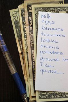 How a Food Budget Got Us Out of Debt (And 4 Steps to Help You Create Your Own Budget)