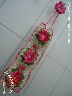 VÍDEO AULA – Porta Papel Higiênico Floral