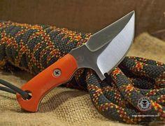 Relentless Knives M2 Viper Orange NON Cataloged