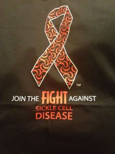 Sickle Cell awareness ribbon | Sickle Cell Awareness Month | Pinterest