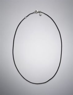 Box Chain Necklace, 16-17