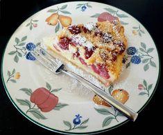 "Cseresznyés clafoutis (avagy palacsinta ""tepsiben"") French Toast, Breakfast, Desserts, Food, Morning Coffee, Meal, Deserts, Essen, Hoods"