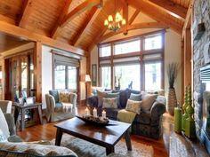 lake home living - Google Search