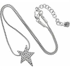 Rising Star Reversible Necklace  available at #Brighton