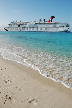 Carnival Elation -Old Ship, but had lots of fun with family & friends on this cruise when it sailed from Galveston, TX. :)
