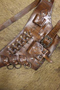 Healers/Alchemist Kit Belt, LARP Inn- For LARP, theatre and film- LARP Inn