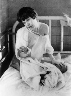Richard Avedon  Mental Hospital Louisiana. 1963