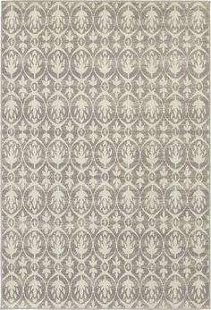 Oriental Weavers Sphinx Hampton 194E (Grey, Ivory)