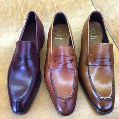 Carmina shoemaker #loafers #goodyearwelted #mensshoes #mensfashion #Mallorca #Spain
