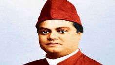 Best known for his famous speech which began with 'Sisters and Brothers of America' which got a standing ovation at the Parliament of the World's Religions in Chicago in 1893, Swami Vivekananda introduced the Vedanta and Yoga to the western world.