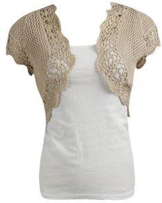 Free Crochet Sweater Pattern For Kid – Crochet Tutorial Bolero Pattern, Crochet Vest Pattern, Crochet Cardigan, Crochet Shawl, Crochet Stitches, Free Crochet, Knitting Patterns, Crochet Patterns, Sweater Patterns