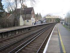 Ashurst Railway Station (AHS) in Ashurst, Kent
