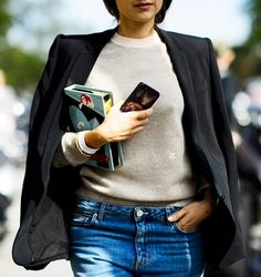 5 Pieces You'll Never Regret Buying via @WhoWhatWear