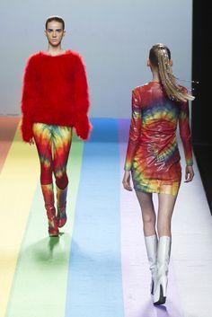 Madrid Fashion Week Fall/Winter 2016/17 - Maria Escot  - Catwalk Featuring: Model Where: Madrid, Madrid, Spain When: 22 Feb 2016 Credit: DyD Fotografos/Future Image/WENN.com **Not available for publication in Germany, Poland, Russia, Hungary, Slovenia, Czech Republic, Serbia, Croatia, Slovakia**