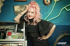 Blog dedicado a cantora Cyndi Lauper.