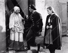 photo Lars Hanson Greta Garbo silent film The Divine Woman 695-29