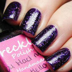Here's Freckles Polish You Had Me At Hello, swatched by the lovely @annabean1983. This is part of The Love Me, Love Me Not Collection which will be released on Friday 30th January. This collection is limited edition so make sure you don't miss out! Www.etsy.com/shop/frecklespolish #frecklespolish #nails #nailart #nailartwow #nailsforyummies #nailartoohlala #naturalnail #nofilter #indie #indiepolish #ukindies #ukindienews #ukindieswatch #indieswatch #instanails #ignails #nailpromote #notd…