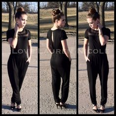 Jumpsuit. CHECK out LoveLaurenNicole on YouTube Love Lauren Nicole & Instagram- LoveLaurenNicoleOffical
