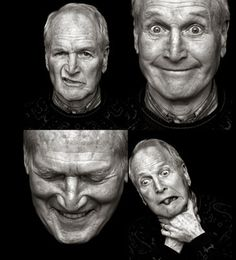 Paul Newman_Andy Gotts - funny face