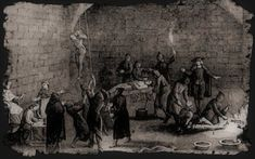 The Horrors of The Church and its Holy Inquisition -- http://www.bibliotecapleyades.net/vatican/esp_vatican29.htm