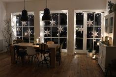 Diy Christmas Star, Winter Christmas, Christmas Crafts, Christmas Decorations, Xmas, Star Diy, Slow Living, Ikea, Home And Family