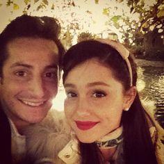 Ariana Grande and Frankie Grande Frankie Grande, Ariana Grande Photos, Cat Valentine, Celebs, Celebrities, Her Music, Baby Love, Love Her, Youtube