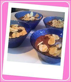 No gluten! Yes vegan!: Budino di vaniglia e melassa di datteri con uvetta...