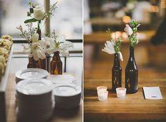 DIY Wedding Flowers- St Lawrence Market Kitchen