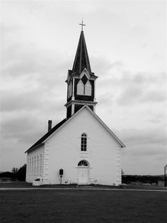 """""""Old Rock Church""""  This is a beautiful church built in the 1800's in Norse, Texas. It is no longer open except for special services. My grandmother went to church here as a child. It is a gorgeous church that the congregation, who immigrated from Norway, built themselves. *This can also be put on a canvas.    $20.00"""